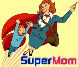 superhero-mom